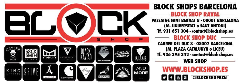 Block Shop Barcelona