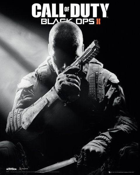 Call Of Duty Black Ops Ii Cover Poster Plakat 31 Gratis Bei