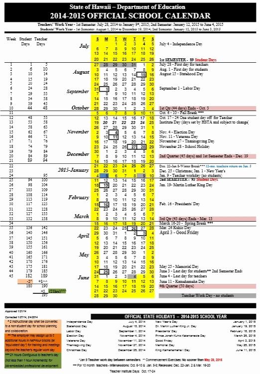 Doe Calendar 2017 Nyc School Calendar 2017 16 Calendar 2017