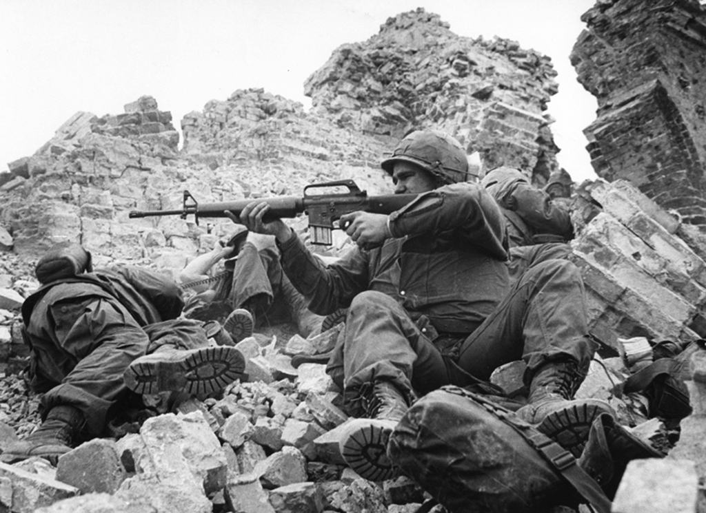 Marines To Share Memories Of The Vietnam Wars Battle For Hu City