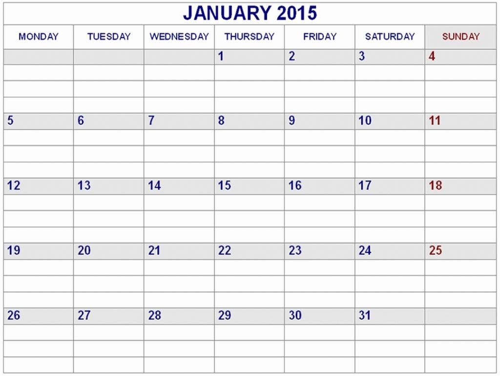 Printable Calendar With Lines Printable Calendar Templates 20183abry