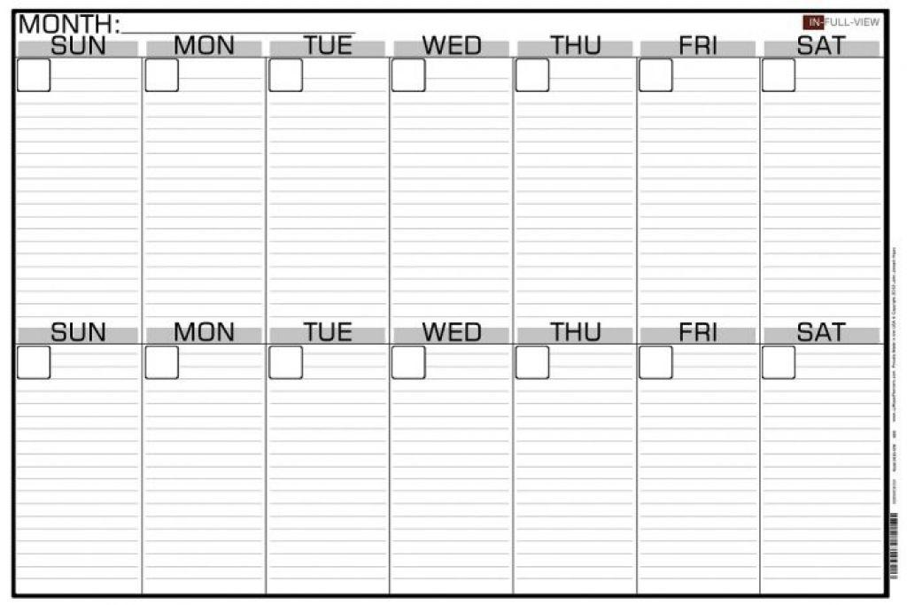 Printable 2 Week Calendar Planner Templat Printable 2 Month Images