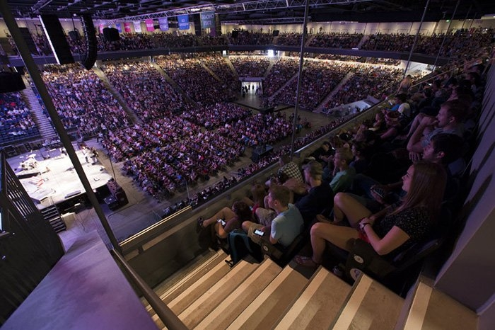 Spring Schedule Set For Chapel The Gathering Gcu Today