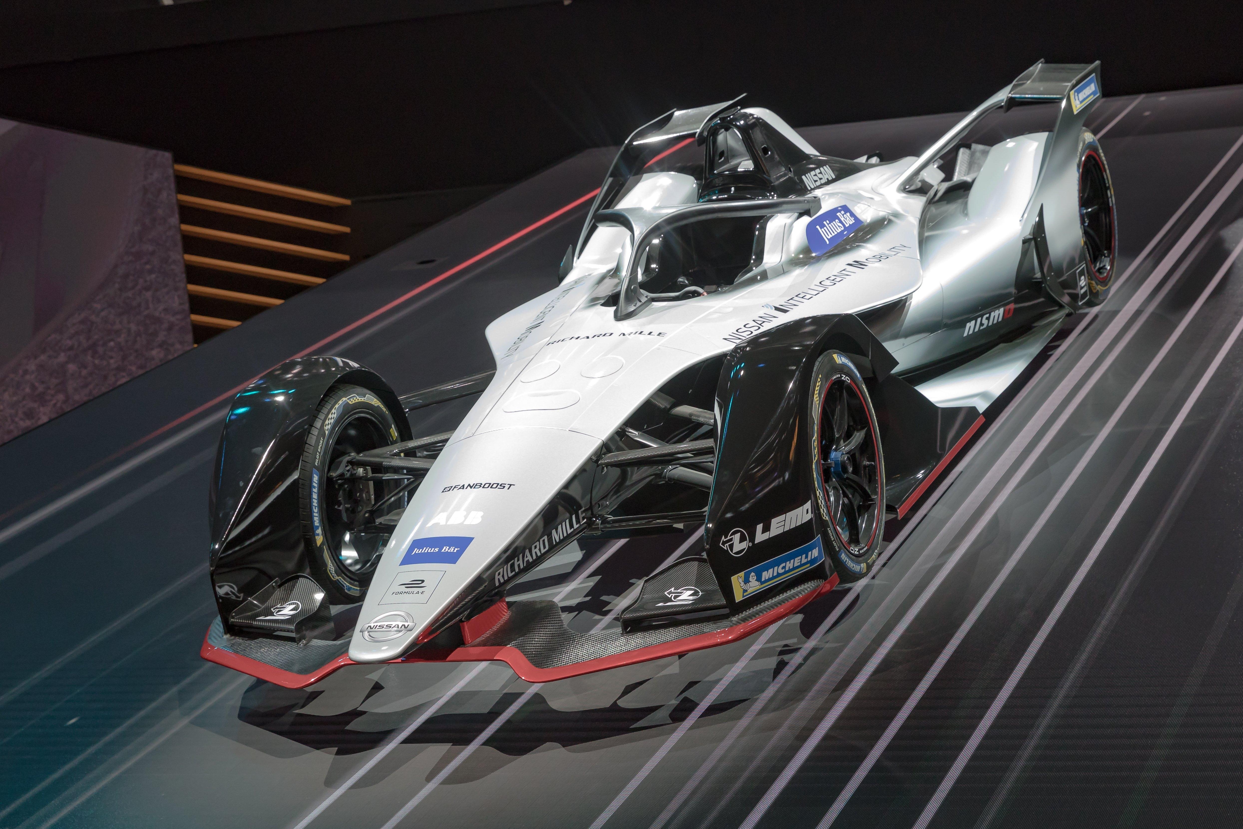2018–19 Formula E Season - Wikipedia Fia Formula E Calendar 2019
