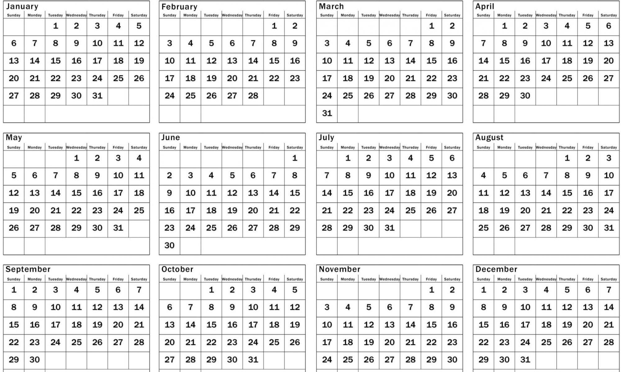 2019 Calendar Portrait | Free Printable 2018 Calendar Template Word Calendar 2019 Small