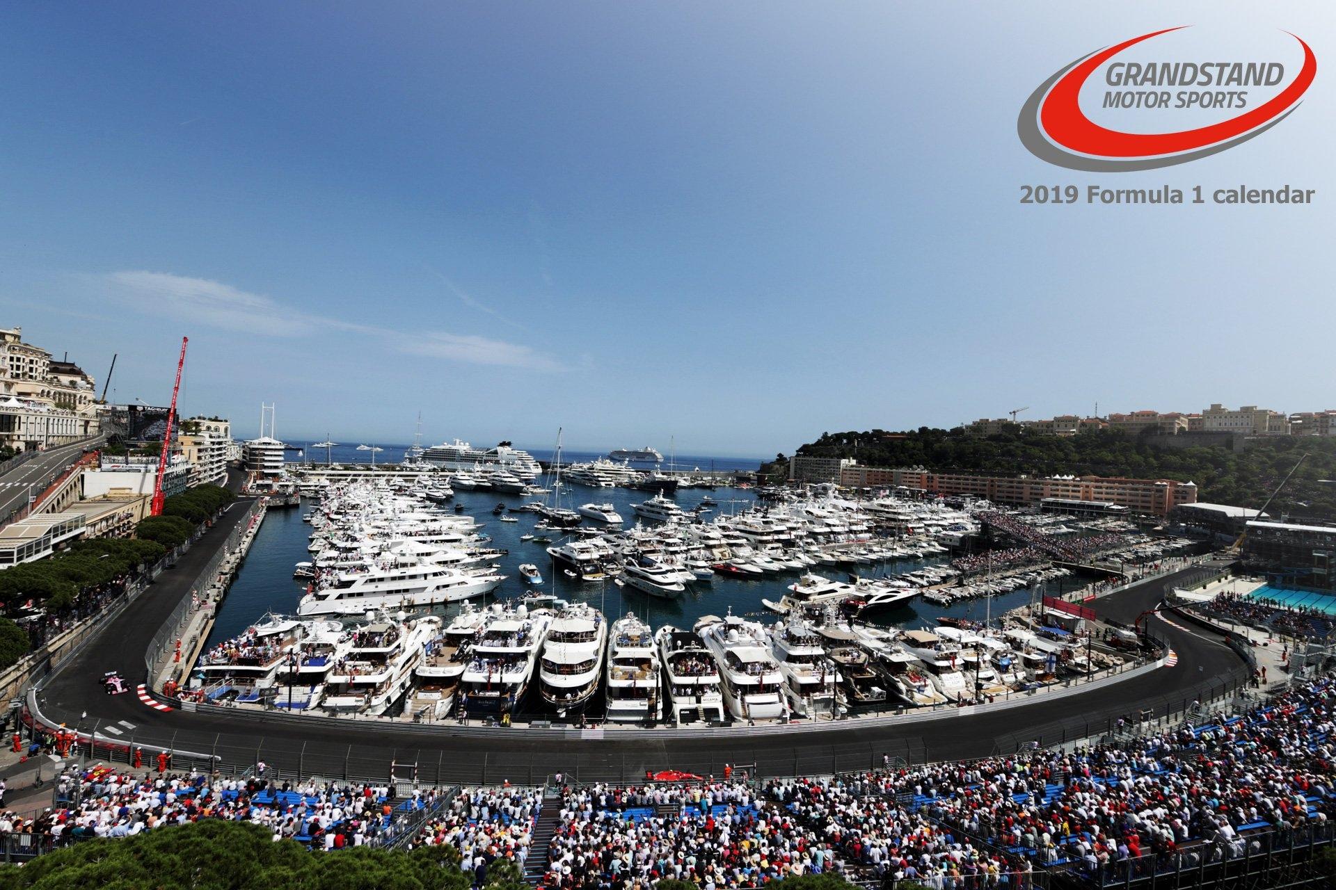 2019 F1 Calendar: Formula One Race Schedule - Racefans Formula E Calendar 2019 Ical