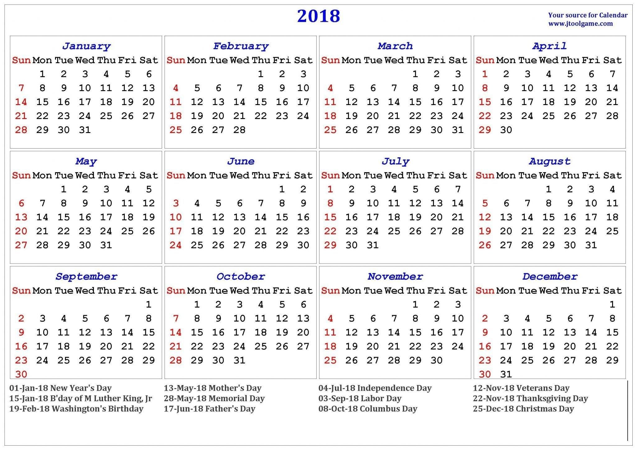 2019 Holidays Usa | Blank November 2018 Calendar | Pinterest Calendar 2019 With Holidays Usa