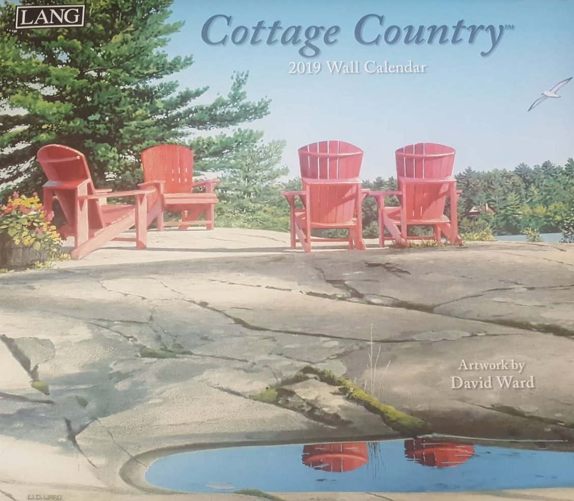 2019 Lang Calendars - Candies Of Merritt Calendar 2019 Lang