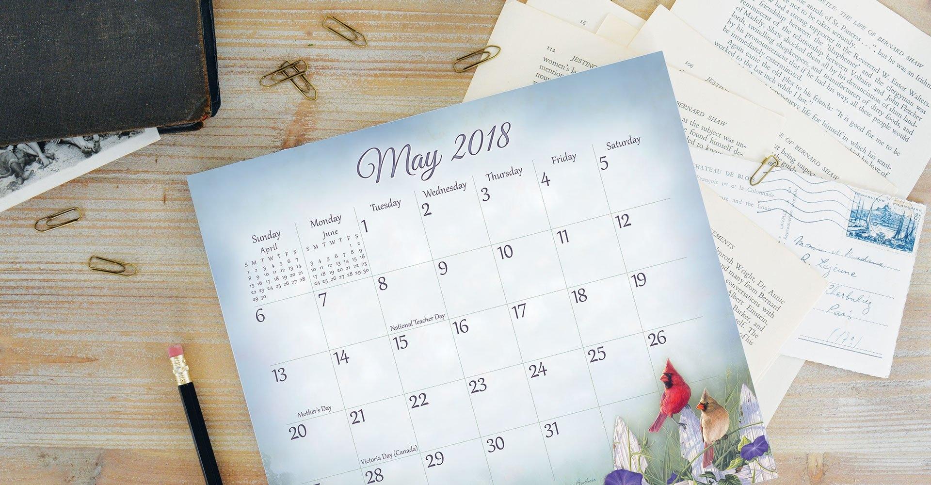 2019 Magnetic Calendars Calendar 2019 Magnet