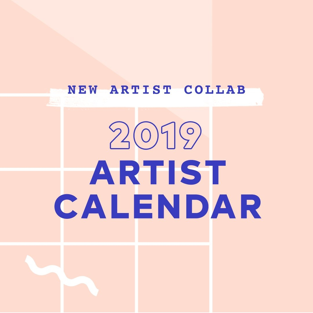 2019 S6 Artist Calendar - Call For Entries! - Society6 Blog Calendar 2019 Artist