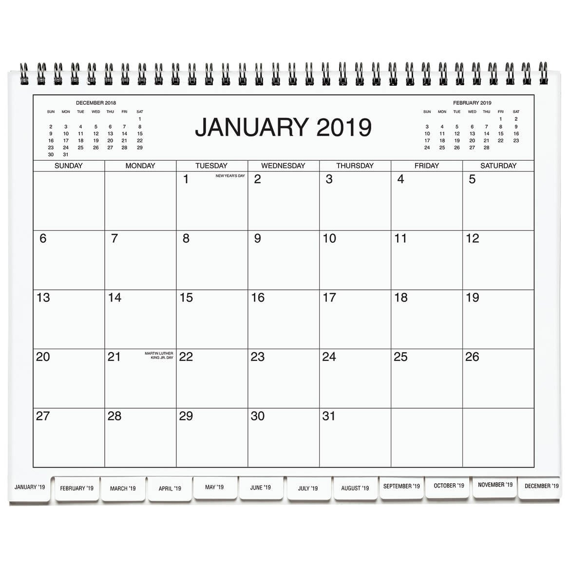 3 Year Monthly Appointment Calendar - Planning Calendar - Walter Drake 2019 Calendar 8X11