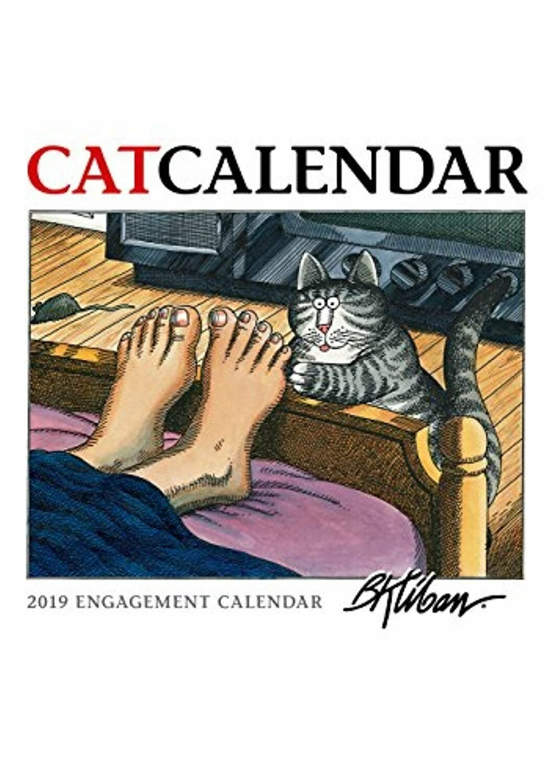 B. Kliban Catcalendar 2019 Engagement Calendar | Ebay B Kliban Cat Calendar 2019