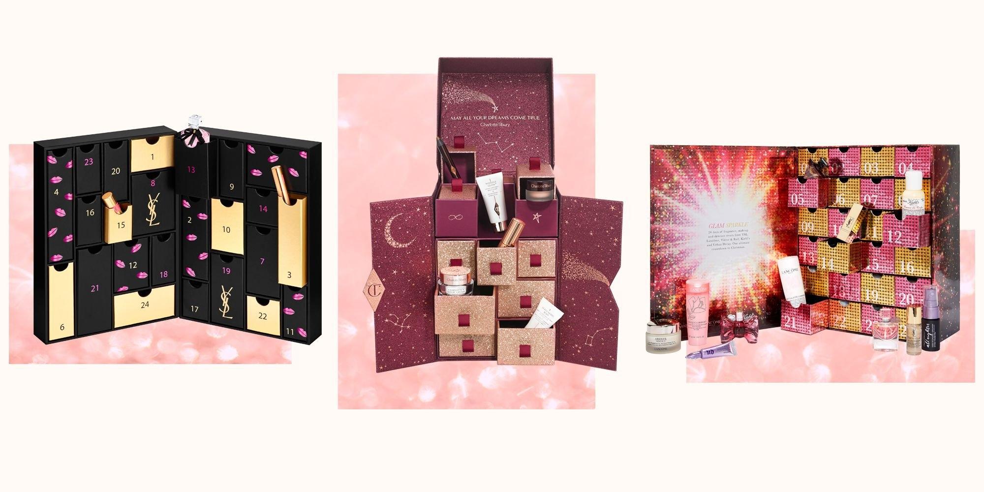 Beauty Advent Calendars 2019 - 40+ Of Best, From Charlotte Tilbury L'occitane Advent Calendar 2019