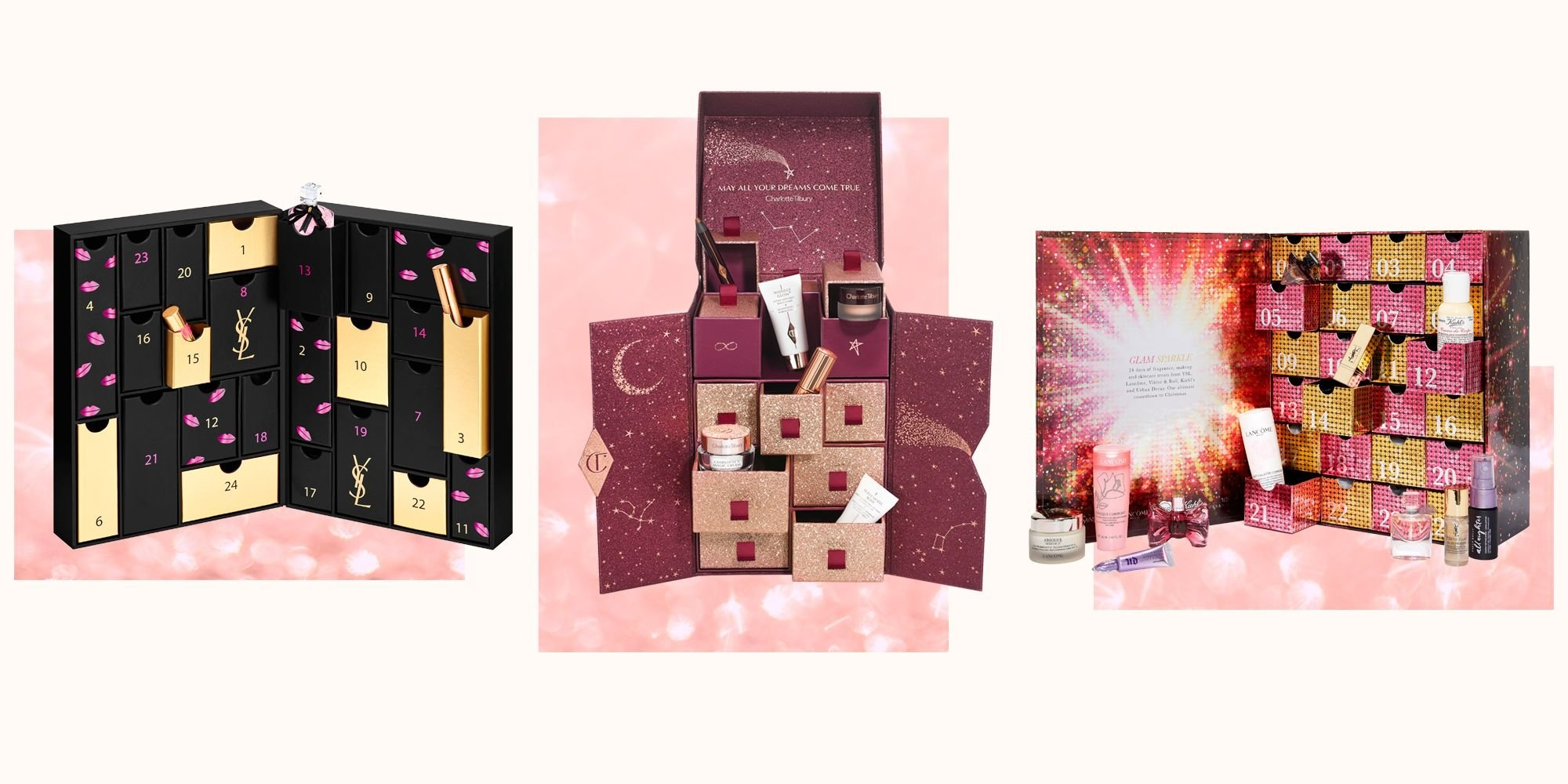 Beauty Advent Calendars 2019 - 40+ Of Best, From Charlotte Tilbury No 7 Advent Calendar 2019