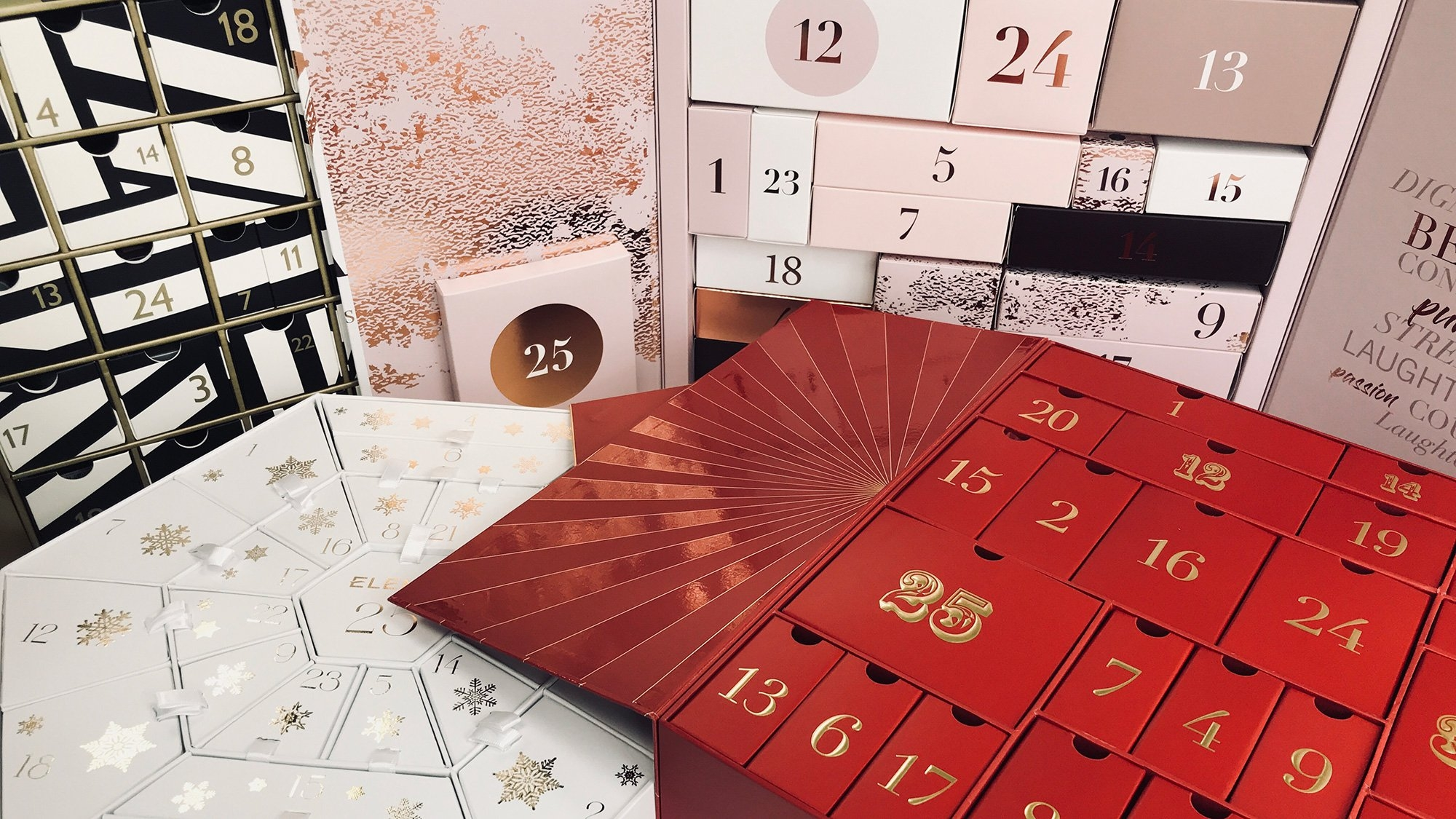 Beauty Advent Calendars On Sale: Bag A Bargain Before 2019 M&s Calendar 2019
