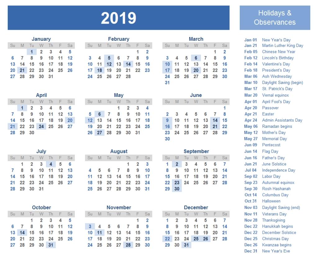 Blank Yearly Calendar 2019 Malaysia | Forest Girl | Pinterest Calendar Year 2019 Malaysia