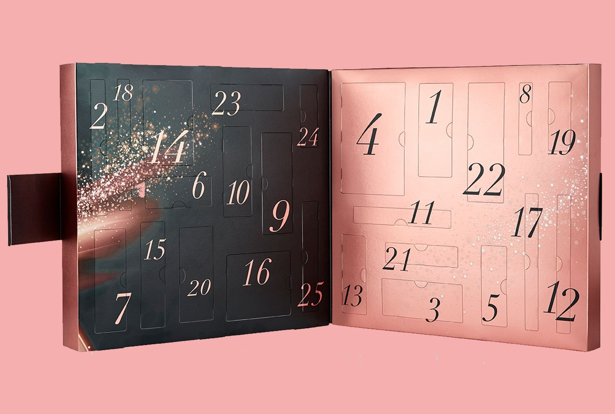 Boots' No7 Beauty Advent Calendar Has A 90,000-Person Waiting List No 7 Advent Calendar 2019