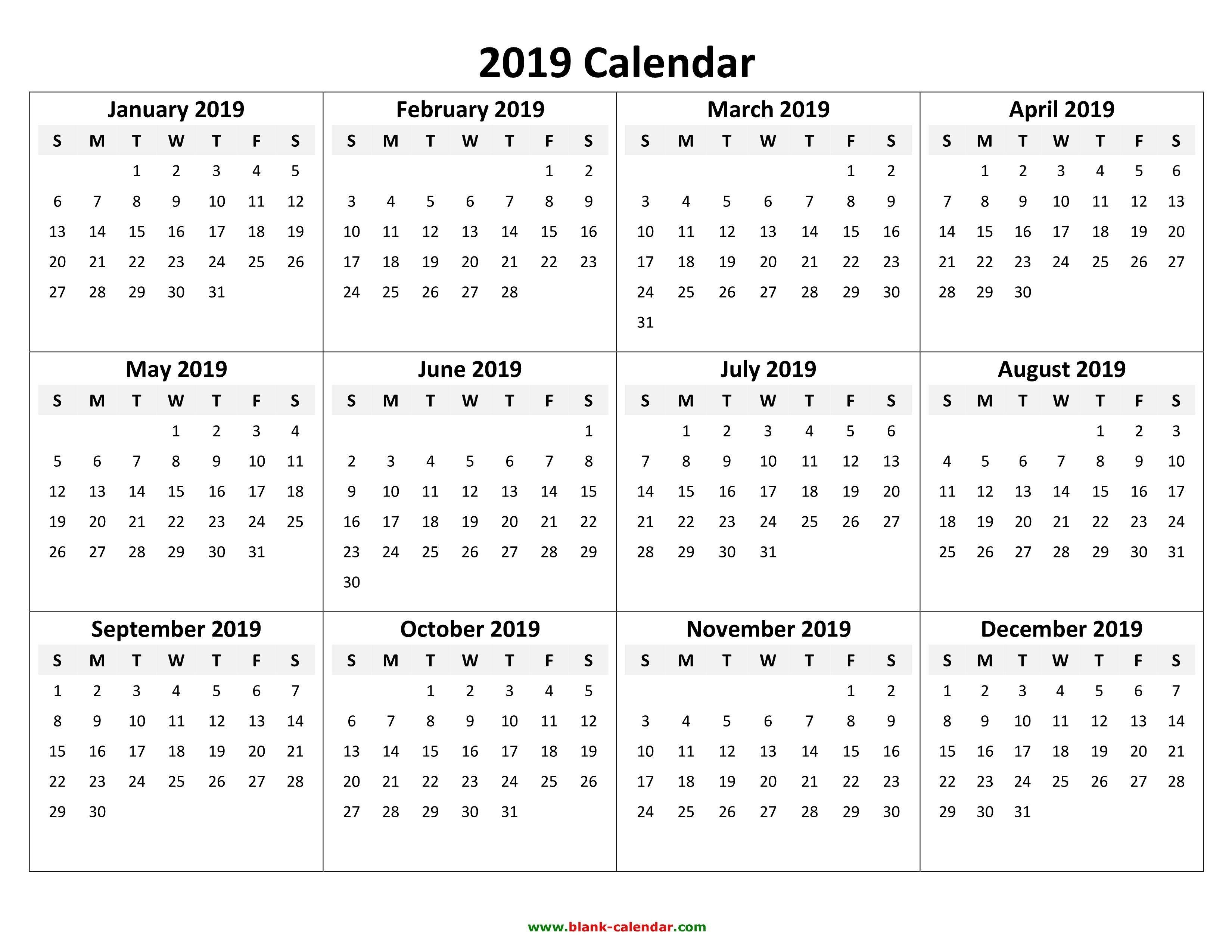 Calendar 2019 Xlsx At Seimado Calendar 2019 Xlsx