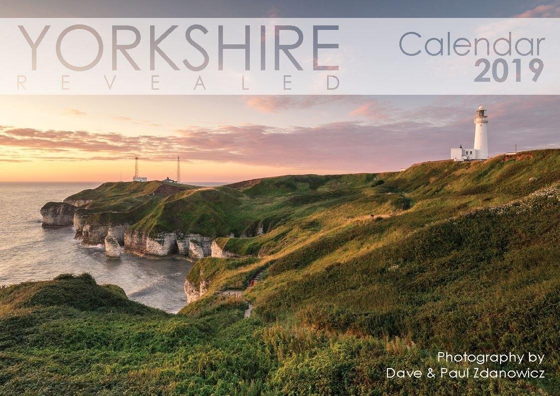 Calendar 2019: Yorkshire Revealed | Dave Z Photography Calendar 2019 Yorkshire