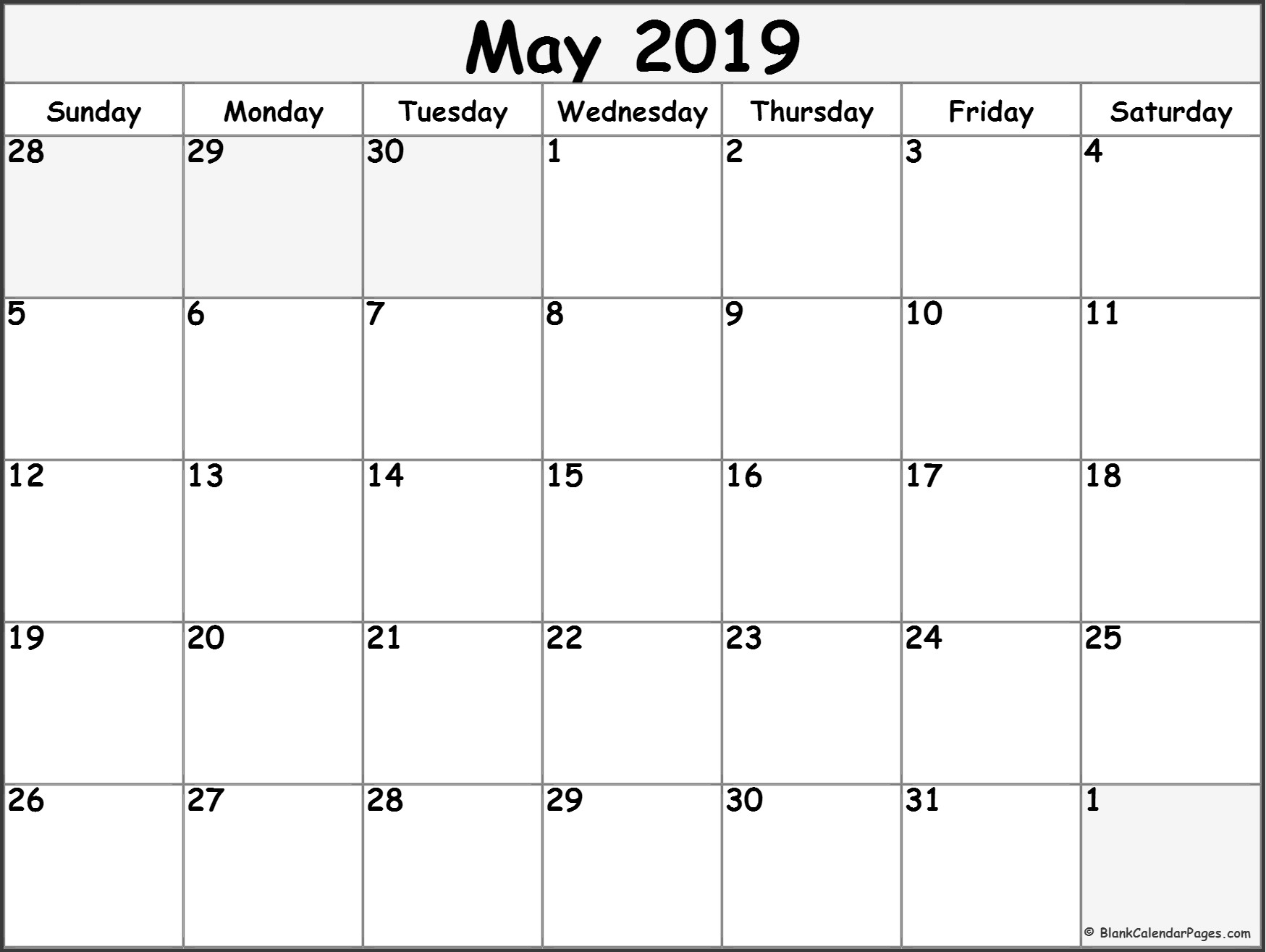 Calendar May 2019 6 | Stln May 6 2019 Calendar