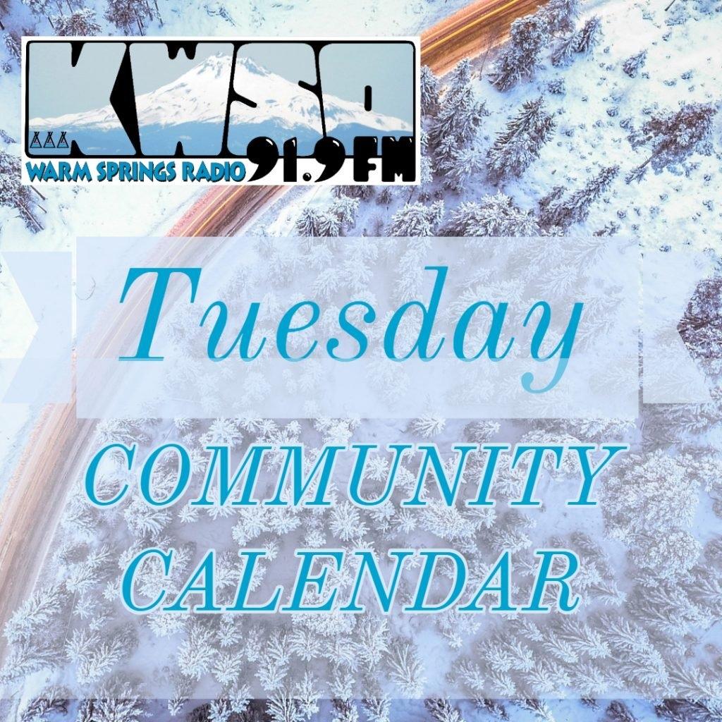 Calendar - Tue., Jan. 1, 2019 - Kwso 91.9 509J Calendar 2019
