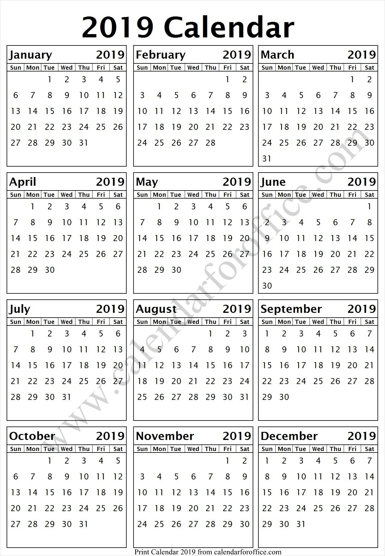 Day Calendar 2019 Sri Lanka | 2019 Yearly Calendar | Pinterest Calendar 2019 Days