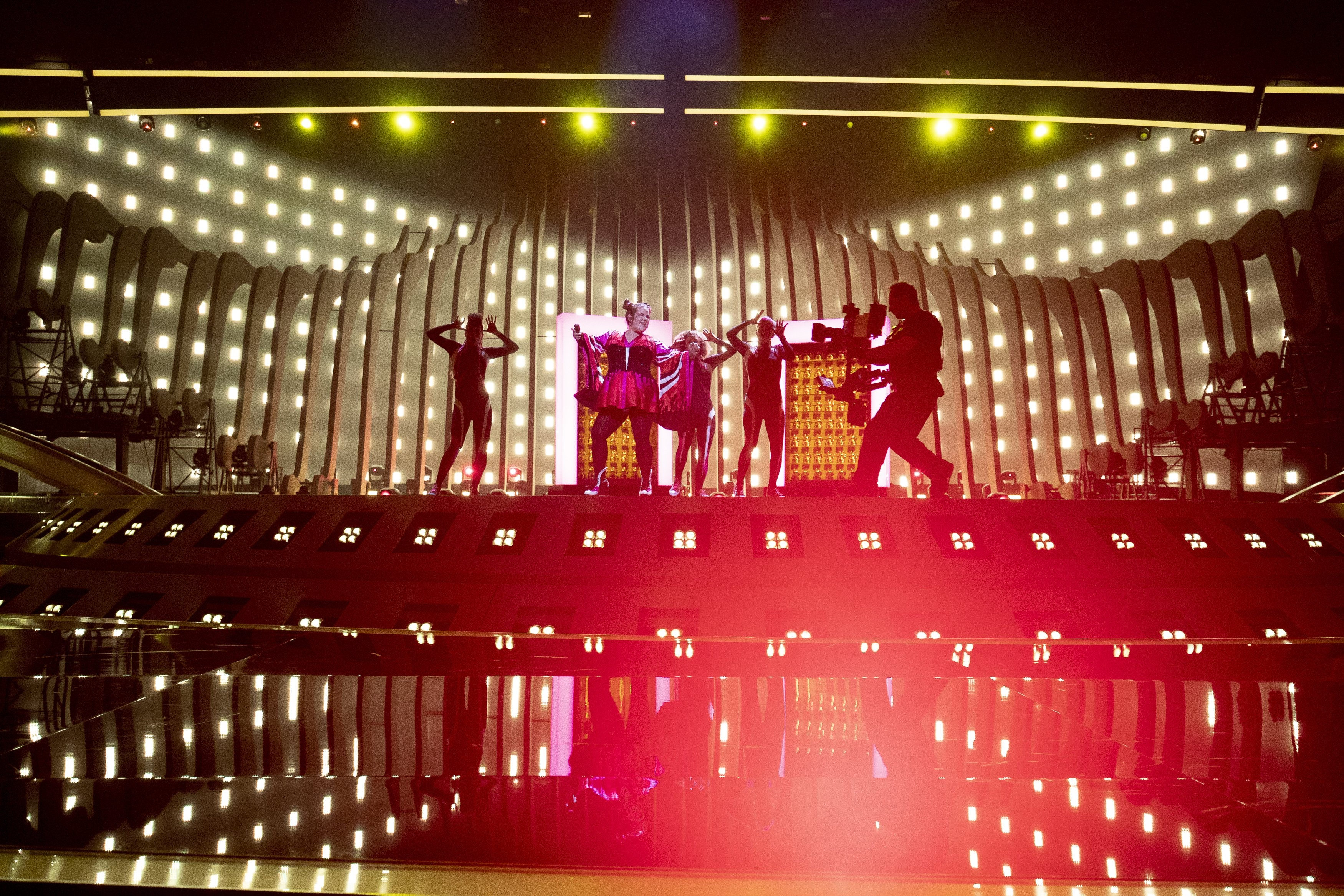 Eurovision Calendar Of Events: 2019 - Eurovoix Maroon 5 Calendar 2019