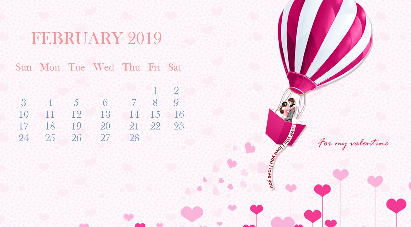 February 2019 Calendar Word Printable - Free Printable 2018 Calendar Feb 9 2019 Calendar