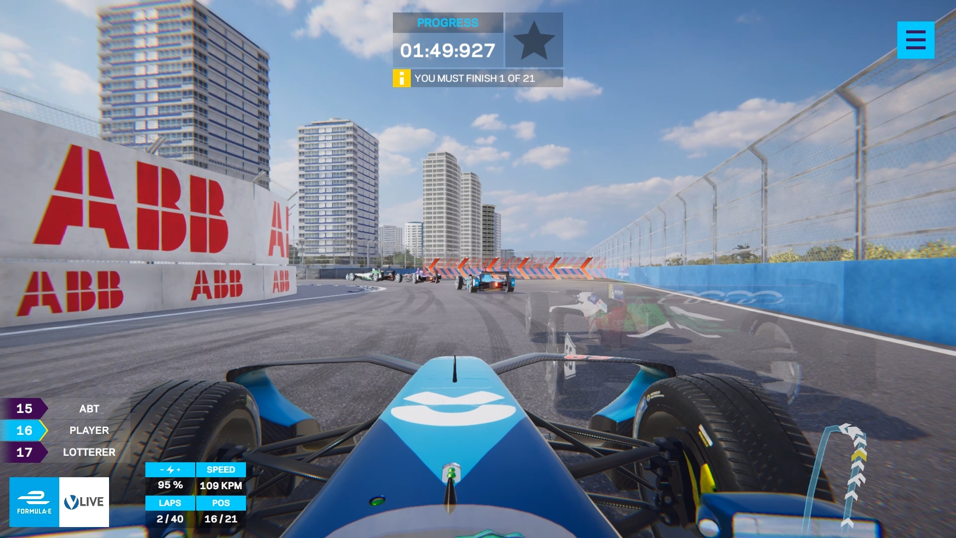 Formula E Live Ghost Racing | Fia Formula E Formula E Calendar 2019 Download