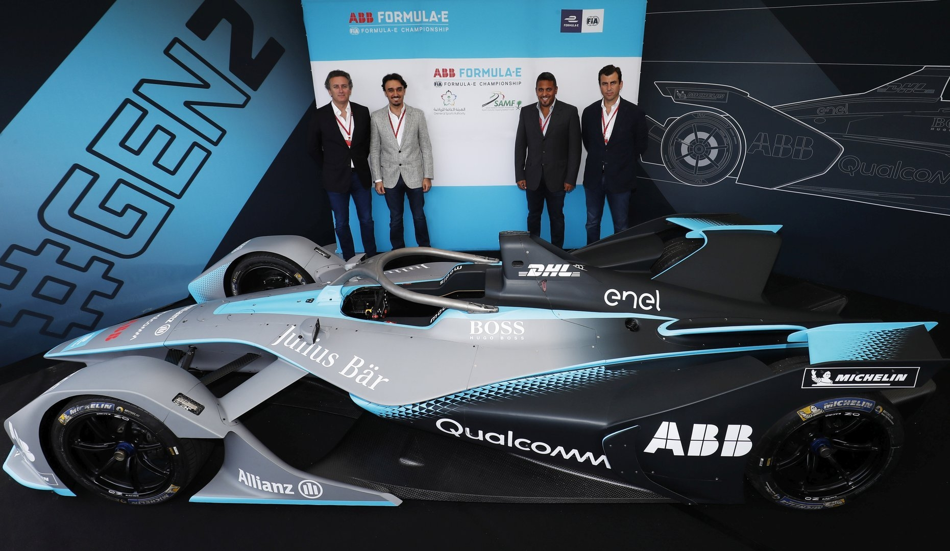 Formula E Season Will Start In Riyadh Next Year - Driving - Plugin Fia Formula E Calendar 2019