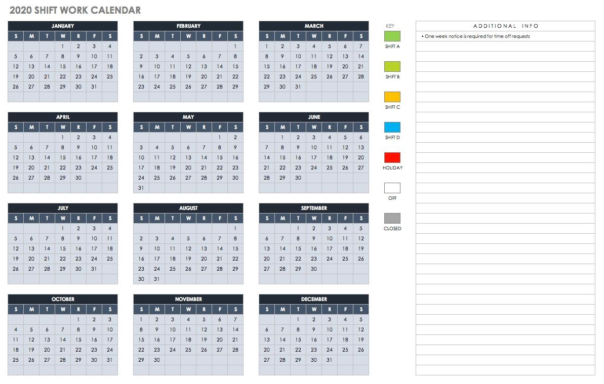 Free Excel Calendar Templates Calendar 2019 3 Columns
