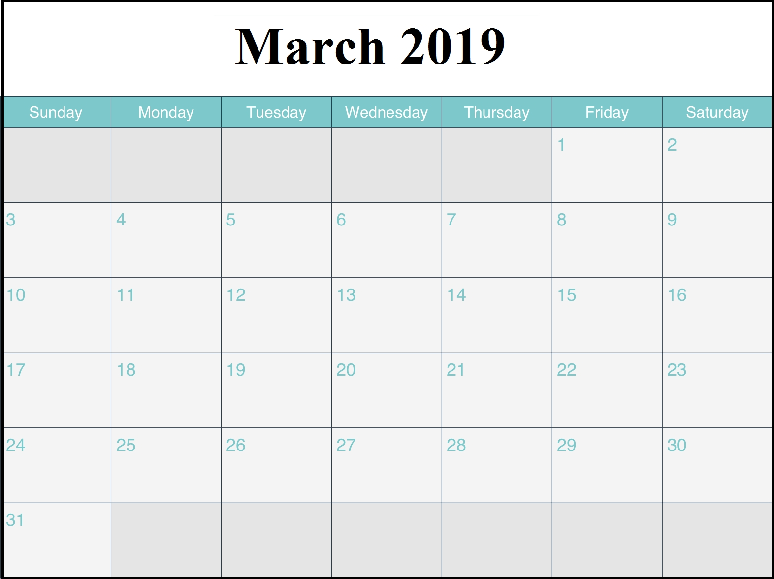 Free} March 2019 Calendar Pdf Word Excel Vertical Xls Page A4 Vector Calendar 2019 Xls