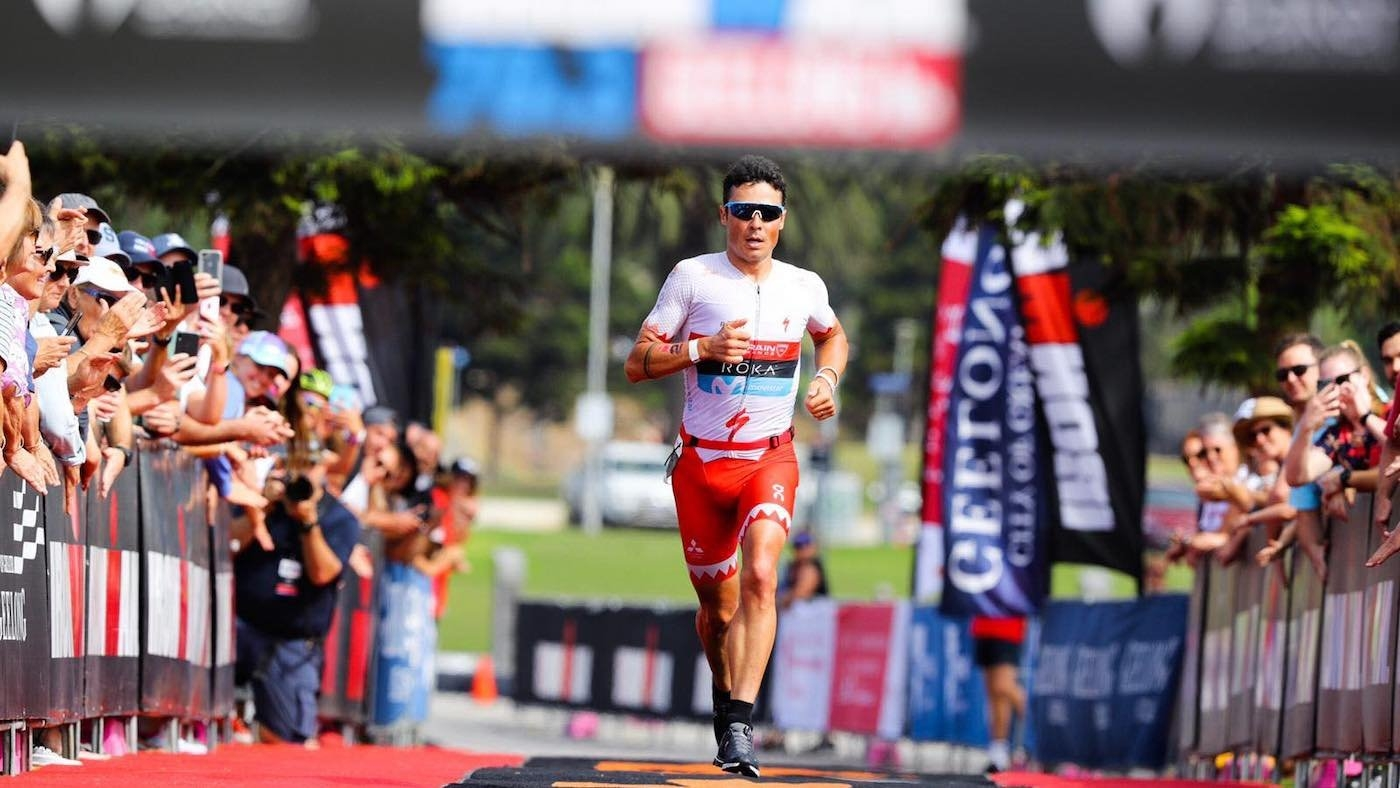 Javier Gomez, Radka Kahlefeldt Start 2019 With 70.3 Geelong Wins 70.3 Calendar 2019