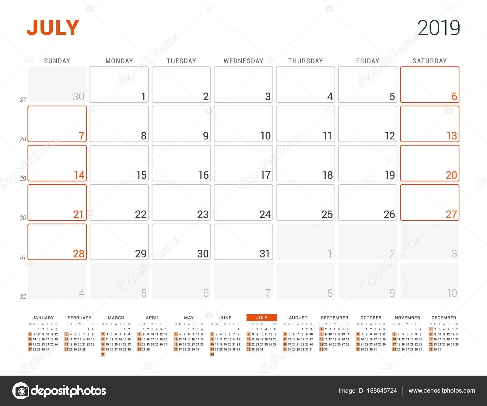 July 3 2019 Calendar | Ten Free Printable Calendar 2019 2020 3/2019 Calendar