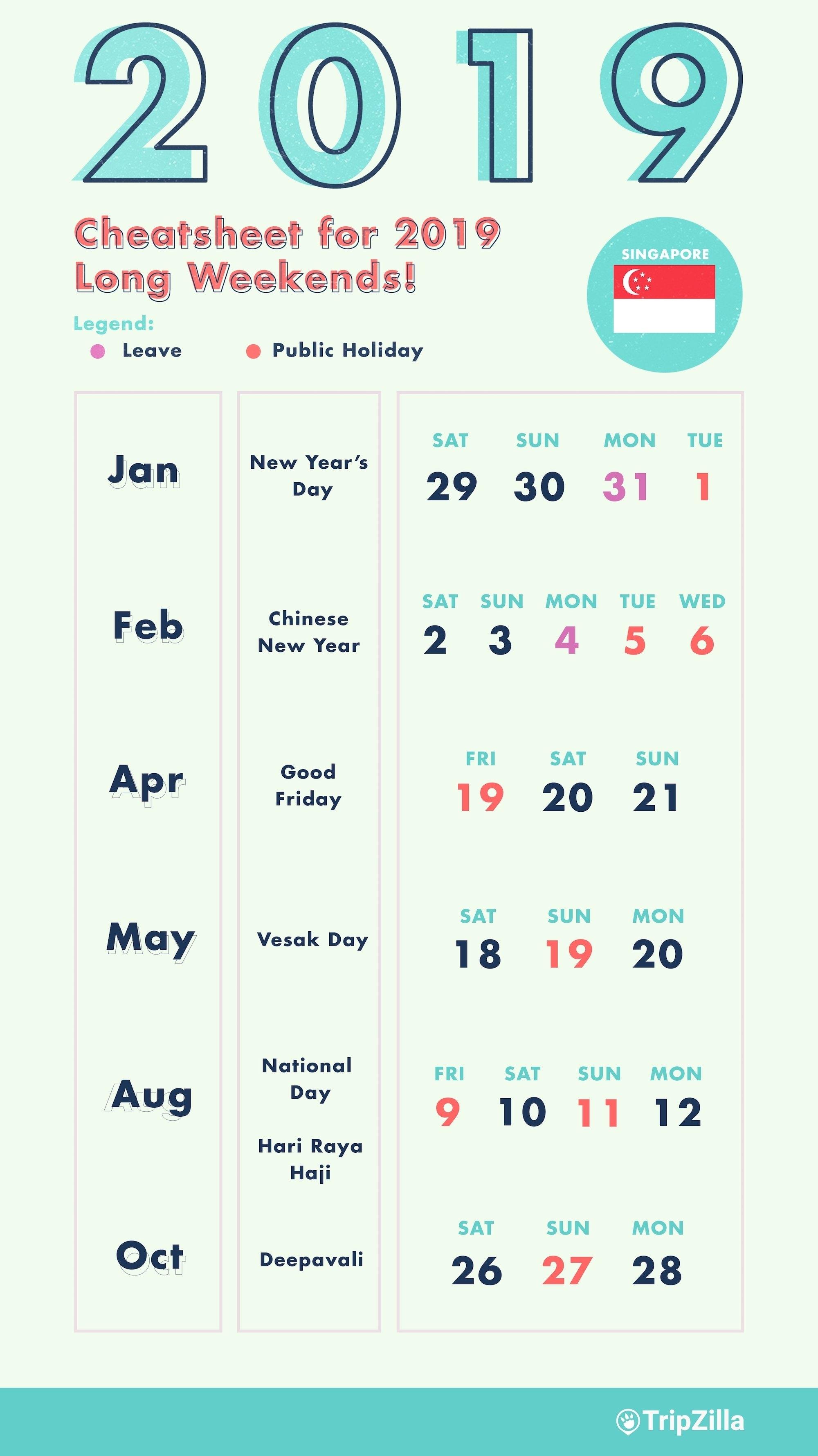 June 2019 Cruise Calendar | Template Calendar Printable Calendar 2019 Long Weekend