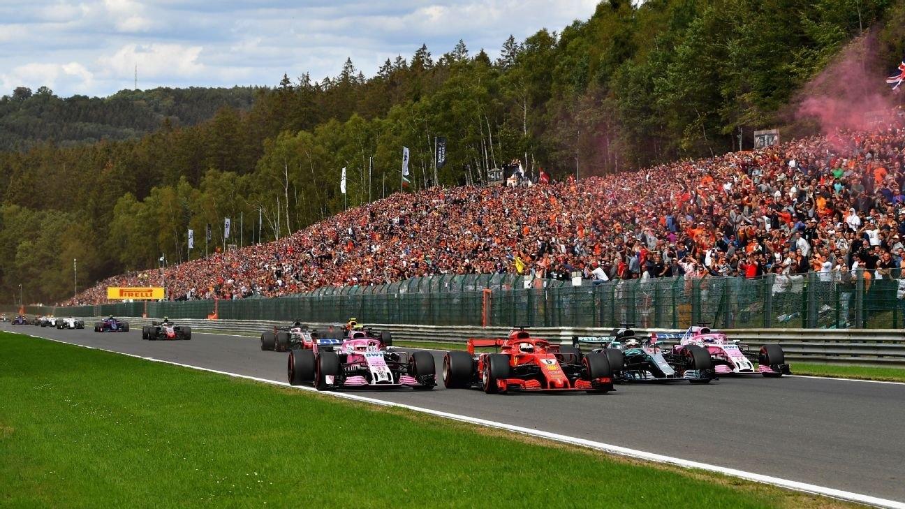 Key Dates On The 2019 Formula One Calendar Formula E Calendar 2019 Ical