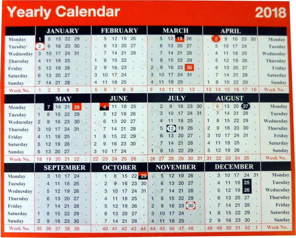 Letts Yearly Calendar 19-Tyc 2019 Letts Yearly Calendar 2019 5-Tyc