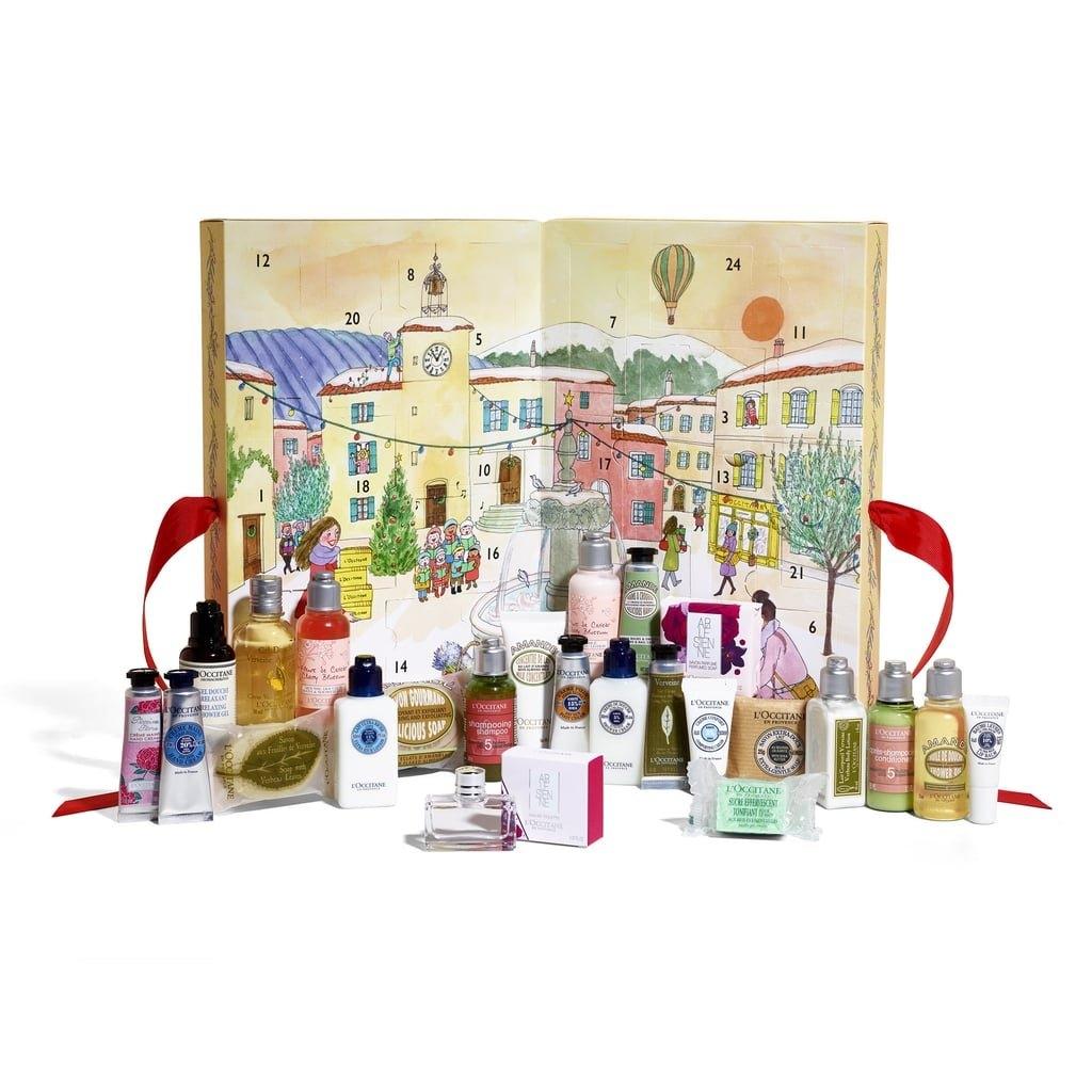 L'occitane Signature Advent Calendar | Holiday Beauty Advent L'occitane Advent Calendar 2019