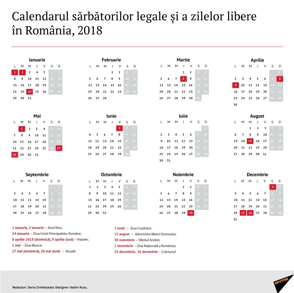 Noi Zile Libere Pentru Români – Anunţ Valabil Doar Pentru Bugetari Calendar 2019 Romania Cu Sarbatori Legale
