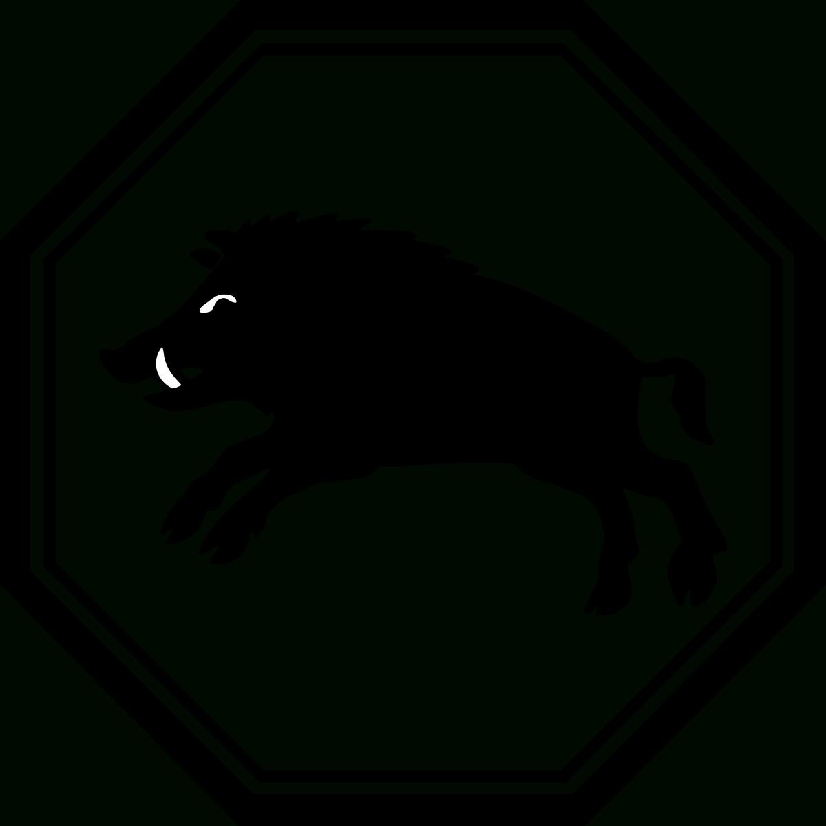 Pig (Zodiac) - Wikipedia Calendar 2019 Year Of The Pig