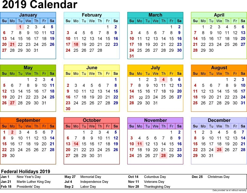 Printable 2019 Calendar Qld | Printable Calendar 2019 2019 Calendar Qld Printable