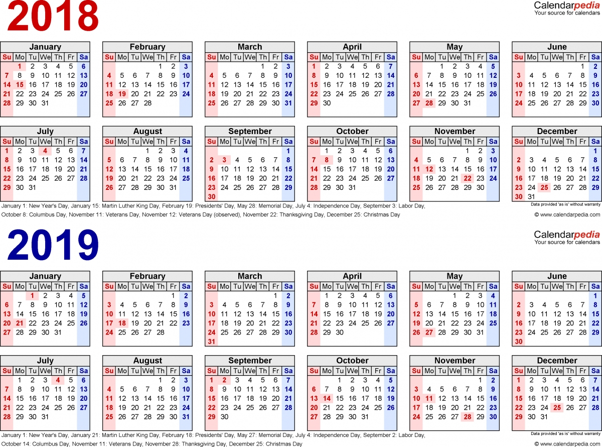 School Calendar For 2018-2019 Approved | Choctawhatchee High School 4 Weekly Pay Calendar 2019