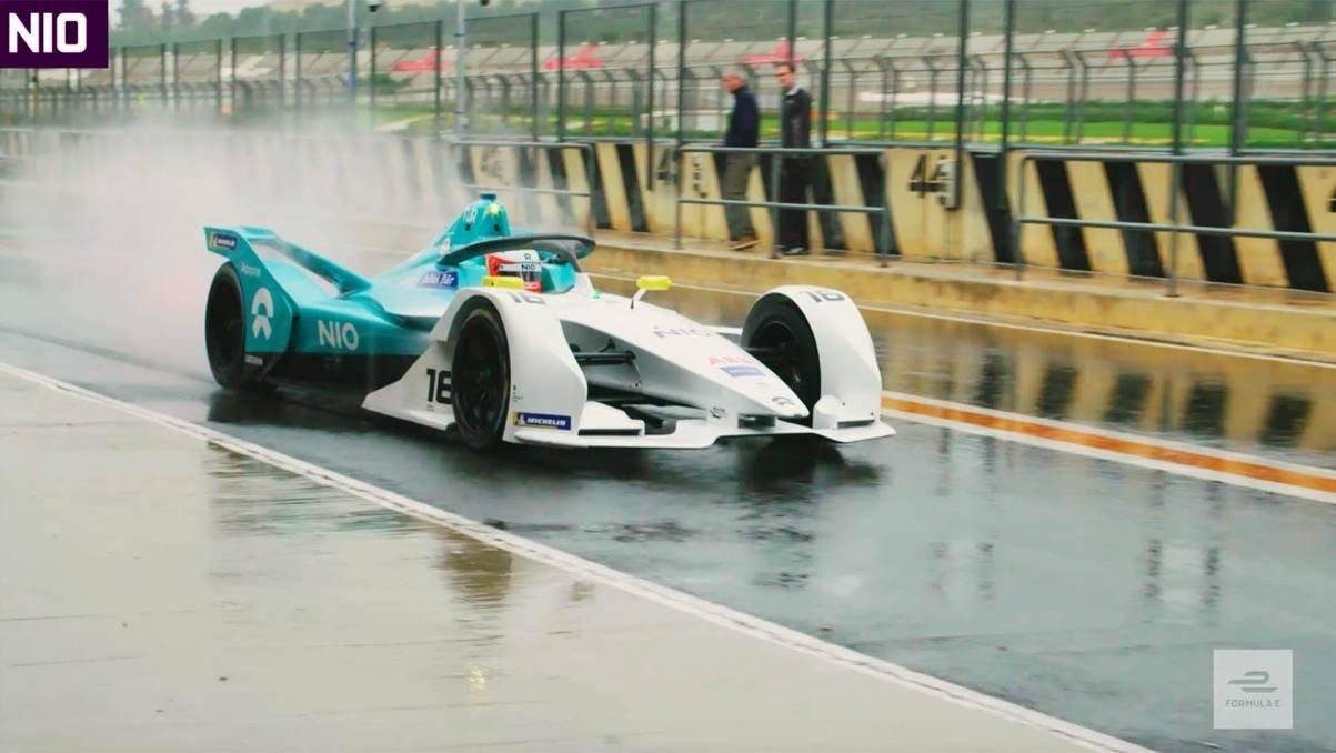 Sounds Of Valencia Testing - 2018/2019 Formula E Season - Formula E Formula E Calendar 2019 Download