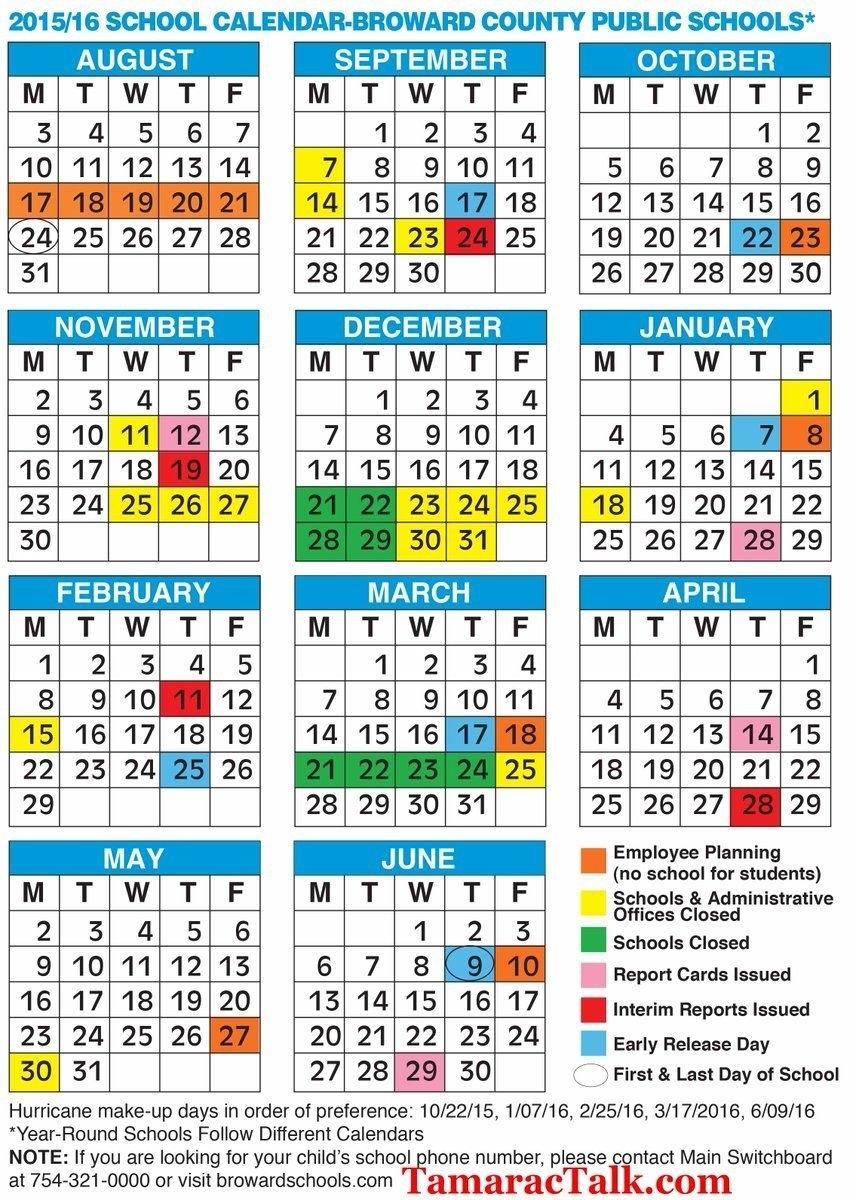 Spring Break Broward 2018 - Whitepear.store • School Calendar 2019-20 Broward