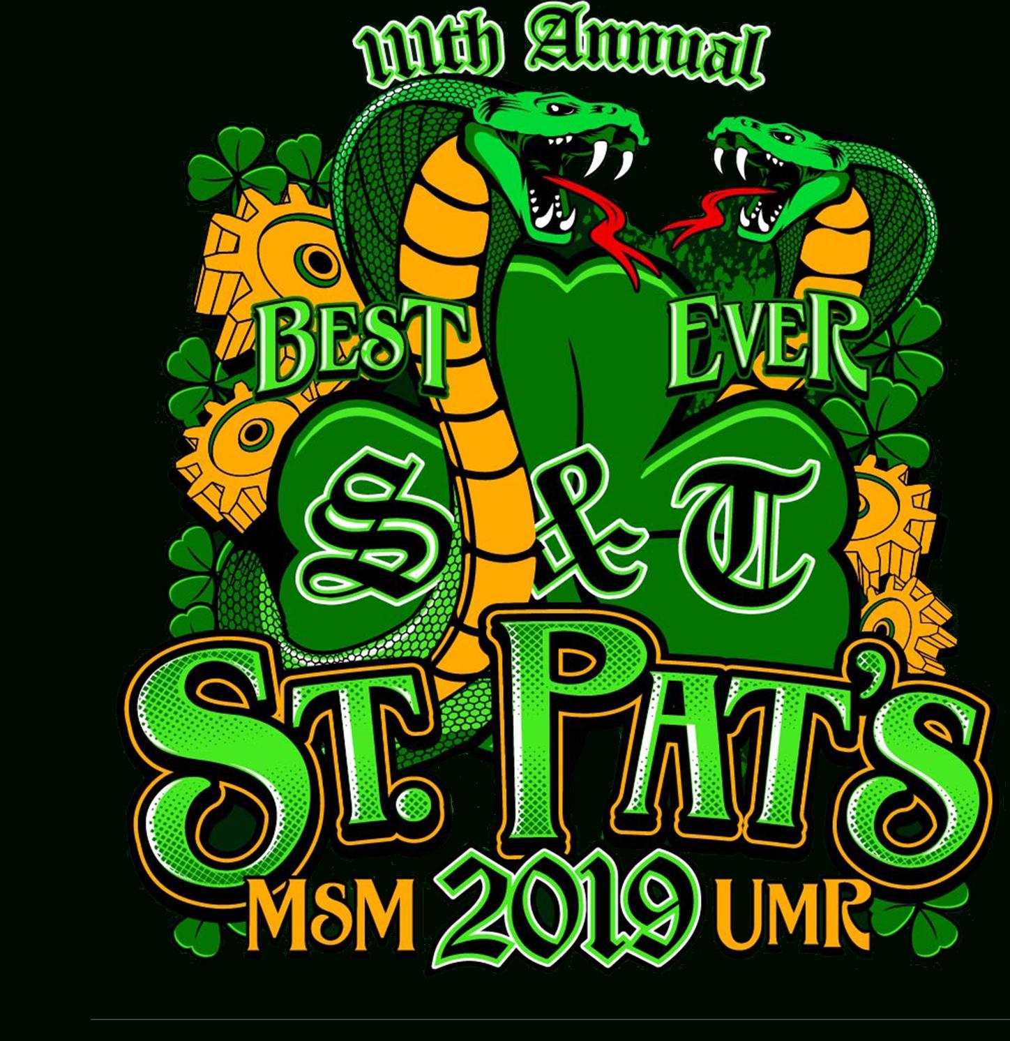 St. Pat's Missouri S&t Calendar 2019