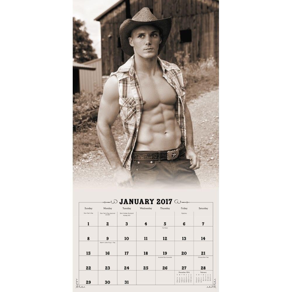 Studs 'n Spurs Wall Calendar | #1885535721 Studs N Spurs Calendar 2019