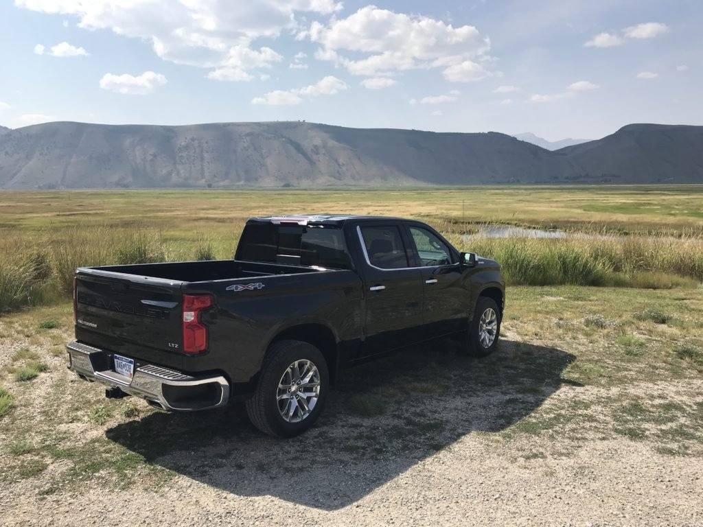 Taking In Some Idaho And Lots Of Wyoming In A 2019 Chevrolet 4Wd Calendar 2019