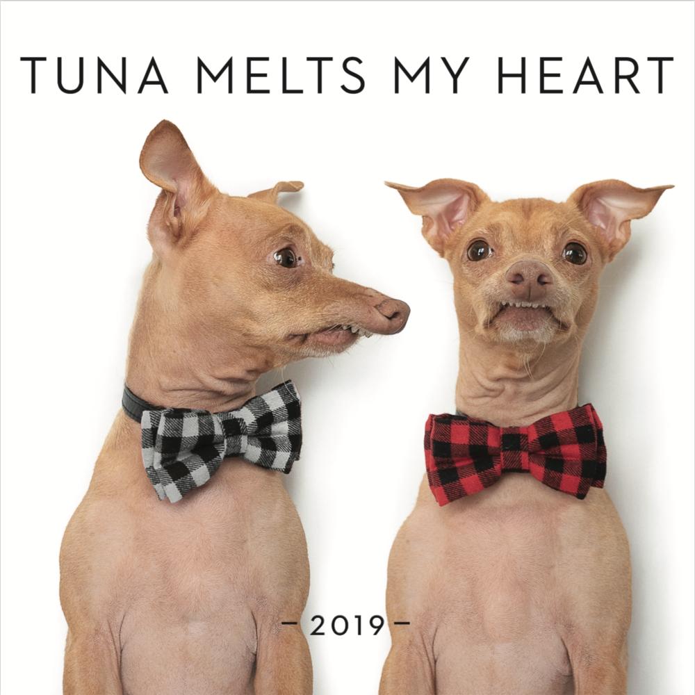 Tuna Melts My Heart Calendar 2019 — Tunameltsmyheart Calendar 2019 Dogs