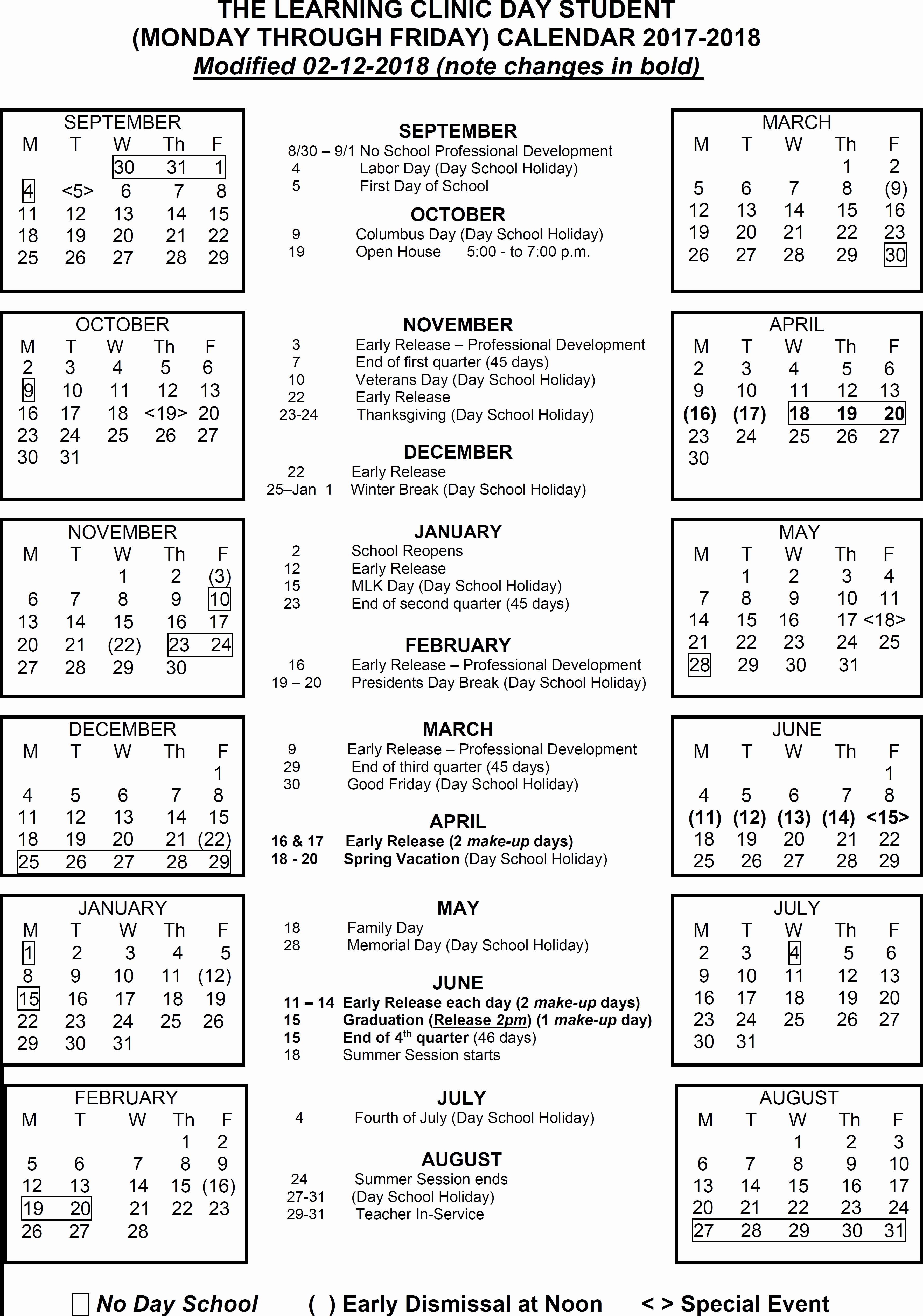 Uconn Academic Calendar 2018 2019 2017 2018 School Calendar The Calendar 2019 Uconn