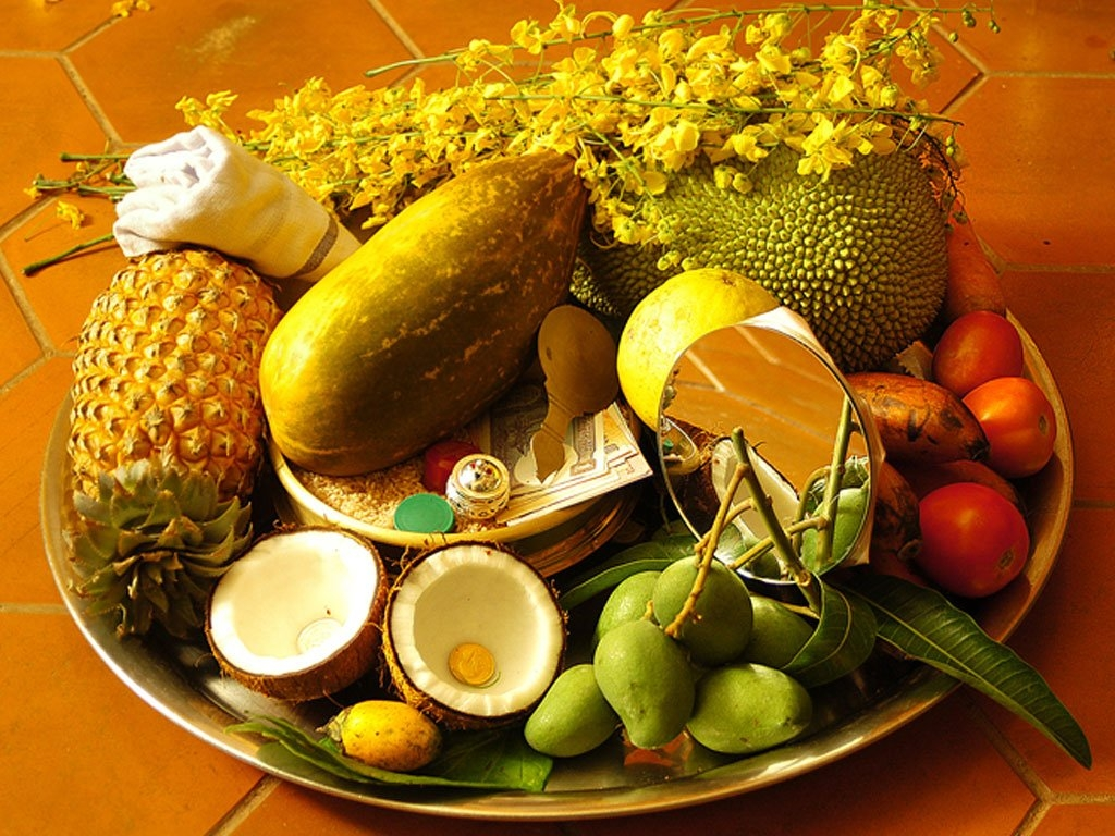 Vishu Festival Of Kerala Calendar 2019 Vishu
